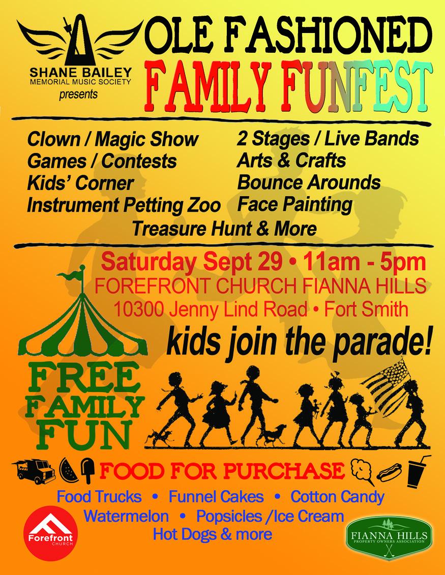 Family Fun Fest 2018
